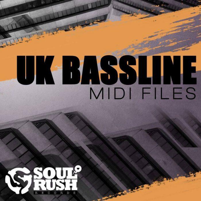 Soul Rush Records UK Bassline Midi Files