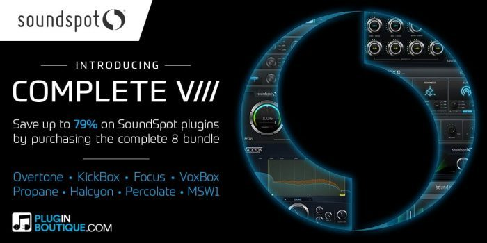 SoundSpot Complete VIII
