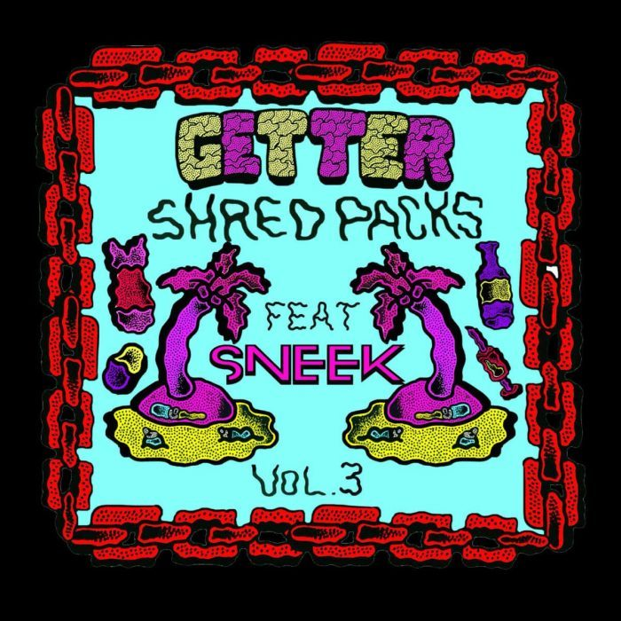 Splice Sounds Getter Shred Packs Vol 3