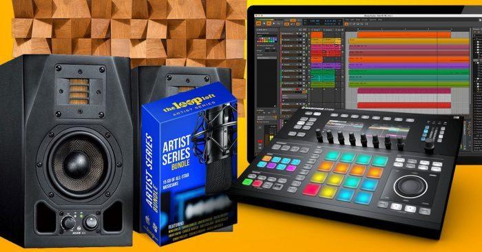 The Loop Locker Ultimate Studio Giveaway