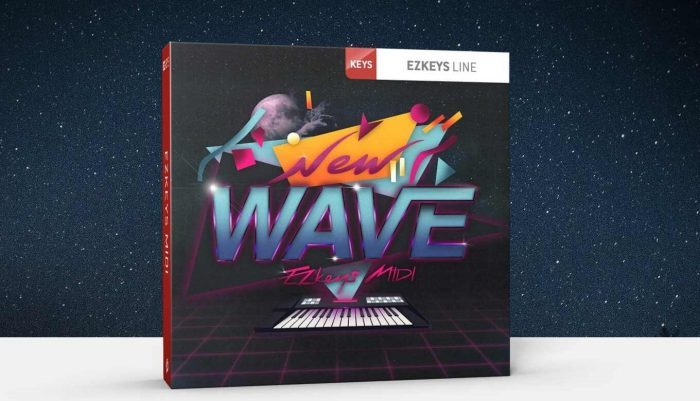 Toontrack New Wave EZkeys MIDI