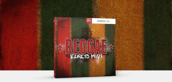 Toontrack Reggae EZkeys MIDI