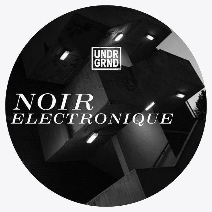 UNDRGRND Noir Electronique