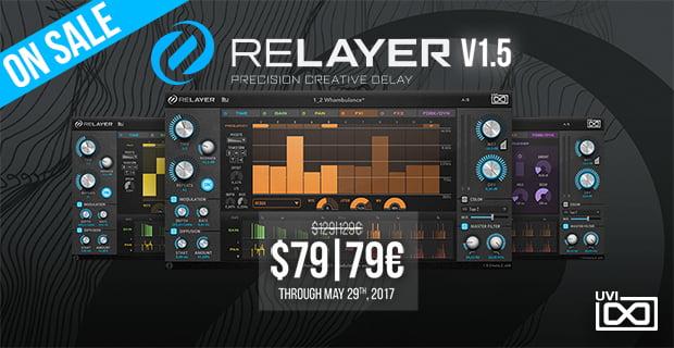 UVI Relayer sale