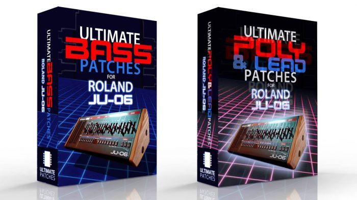 Ultimate Patches Roland JU-06