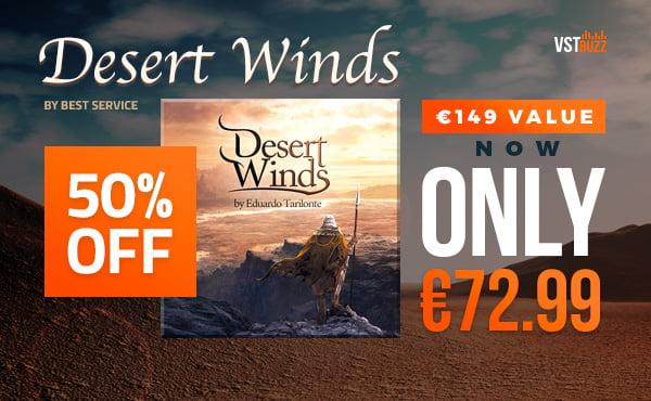 VST Buzz Desert Winds