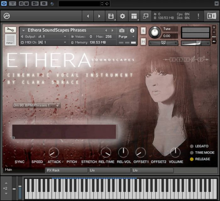 Zero-G Ethera Soundscapes