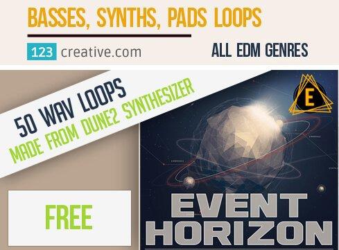 123Creative Free Event Horizon Loops