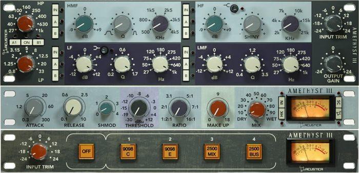Acustica Audio Amethyst III
