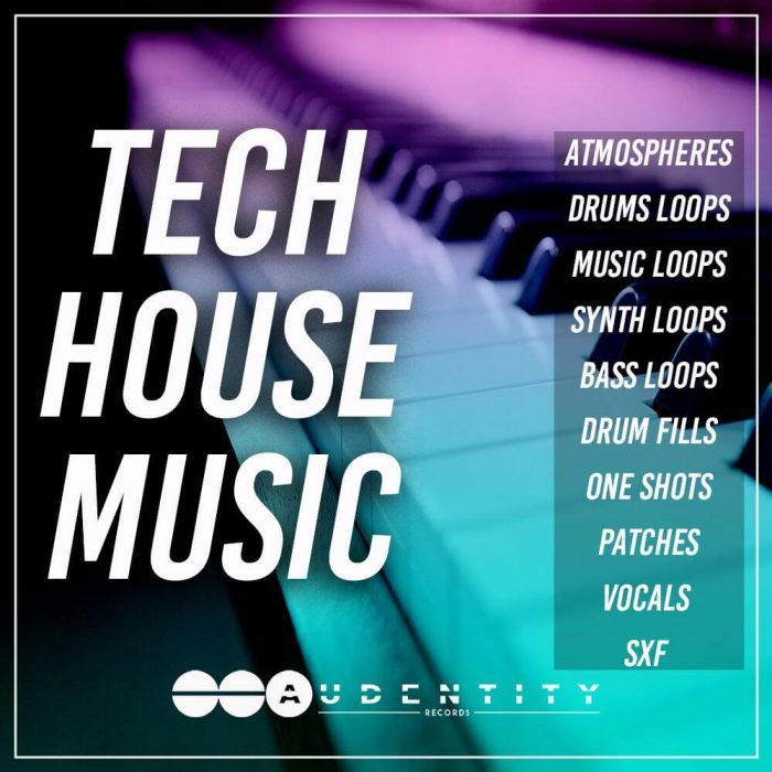 Audentity Records Tech House Music