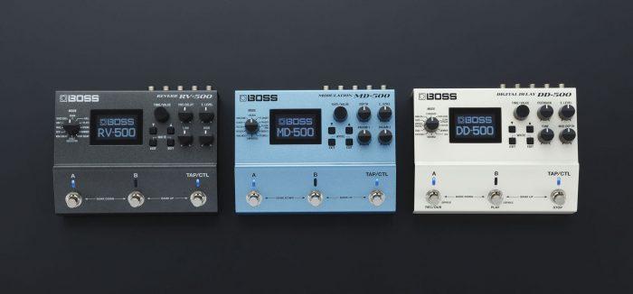 BOSS 500 series
