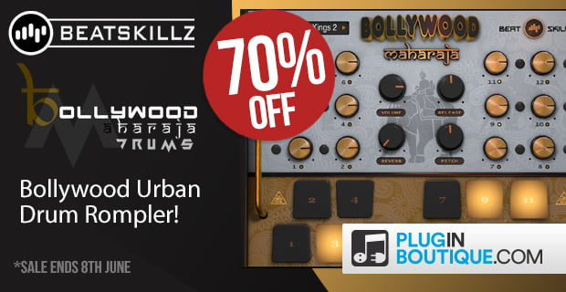 BeatSkillz Bollywood Maharaja Drums sale