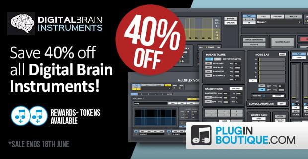 Digital Brain Instruments 40 June