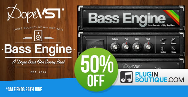 DopeVST Bass Engine sale