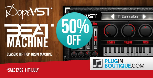 DopeVST Beat Machine sale