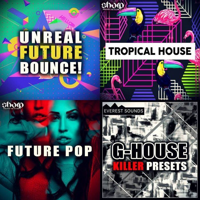 Function Loops Tropical House Unreal Future Bounce Future Pop G House Killer