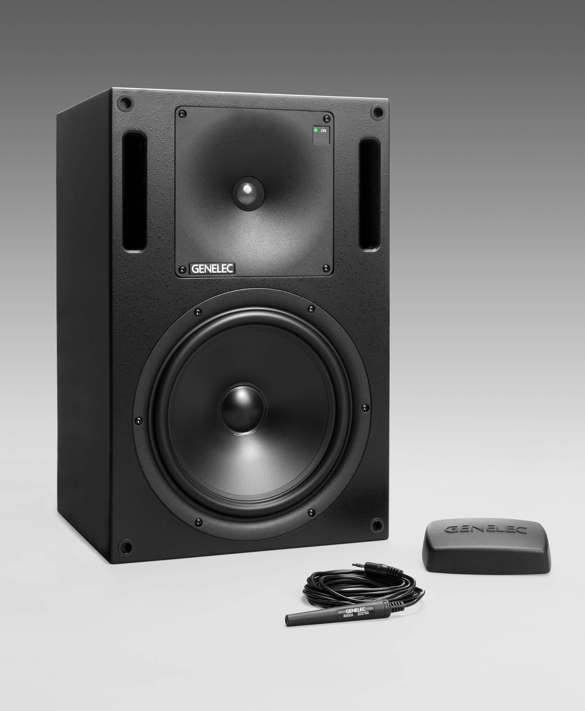 genelec 1032c fully fledged sam studio monitor introduced. Black Bedroom Furniture Sets. Home Design Ideas