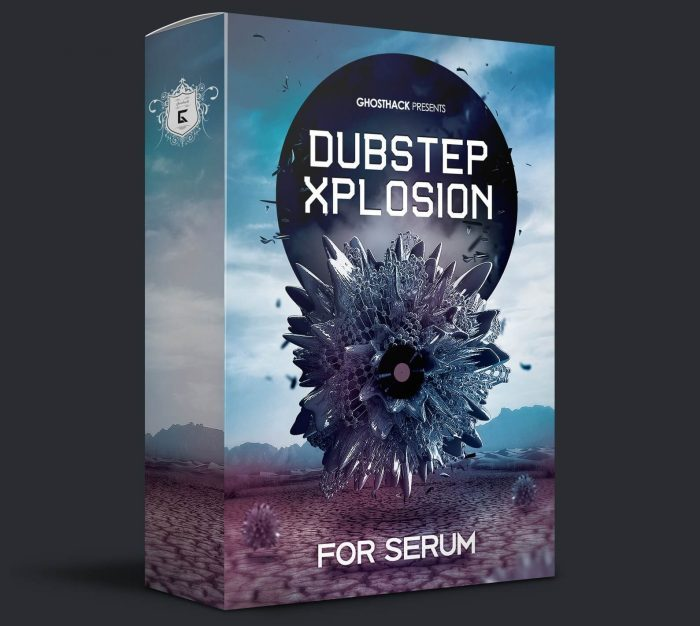 Ghosthack Dubstep Xplosion for Serum