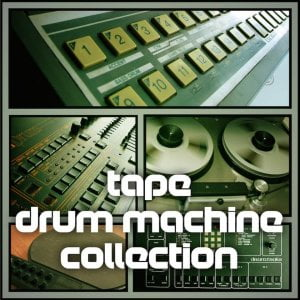 Goldbaby Tape Drum Machine Collection