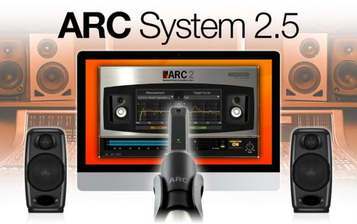 IK Multimedia ARC 2.5