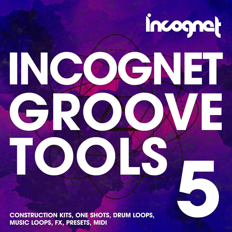 Incognet Groove Tools Vol. 5 sample pack released