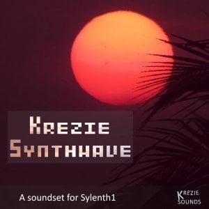 Krezie Synthwave for Sylenth1