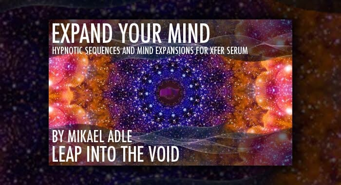 Leap Into The Void Expand Your Mind for Serum