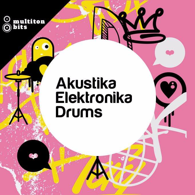 Multiton Bits Akustika Elektronika Drums