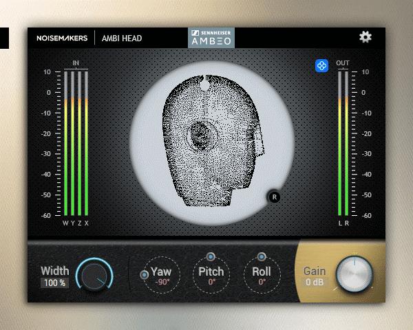 Noise Maker Ambi Head 1.3