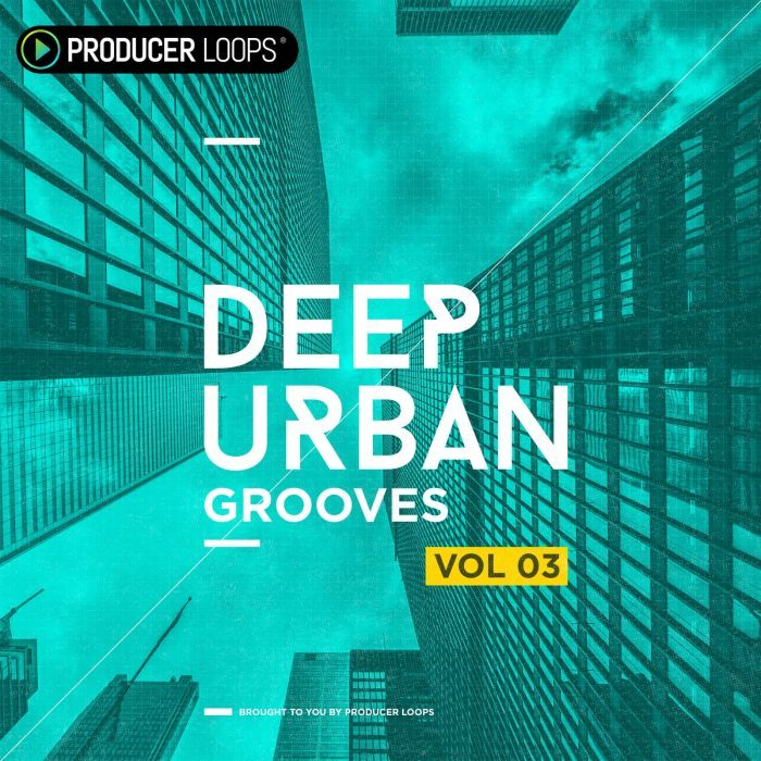Producer Loops Deep Urban Grooves Vol 3