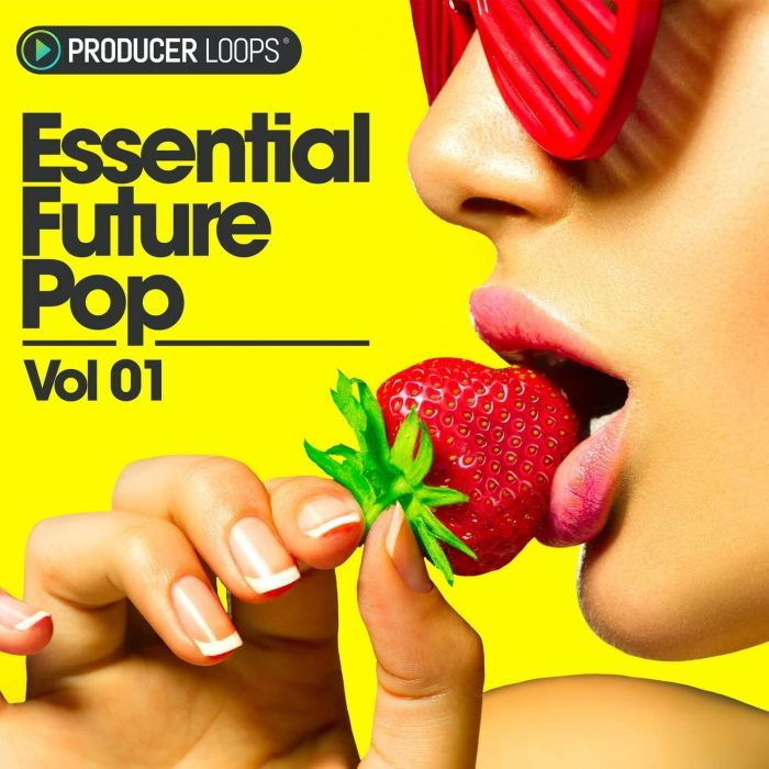 Producer Loops Essential Future Pop Vol 1