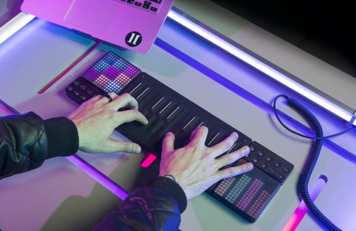 ROLI Seaboard Block and Touch Block