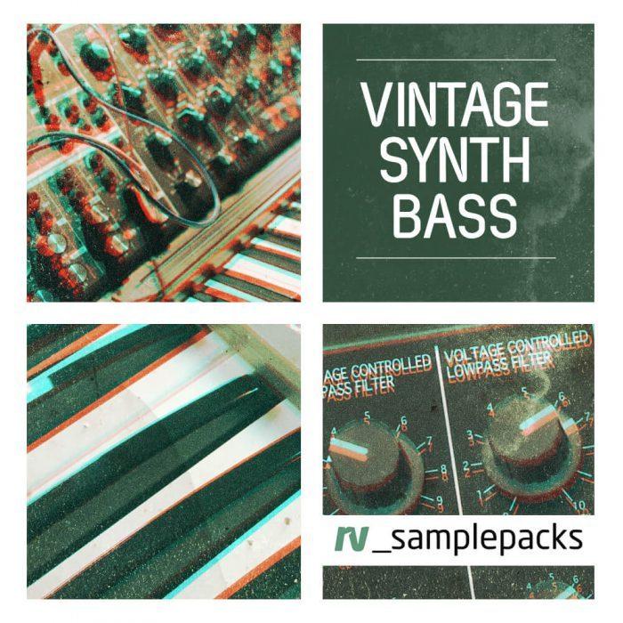 RV Samplepacks Vintage Synth Bass