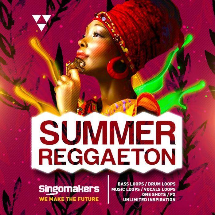 Singomakers brings sunny vibes with Summer Reggaeton sample pack