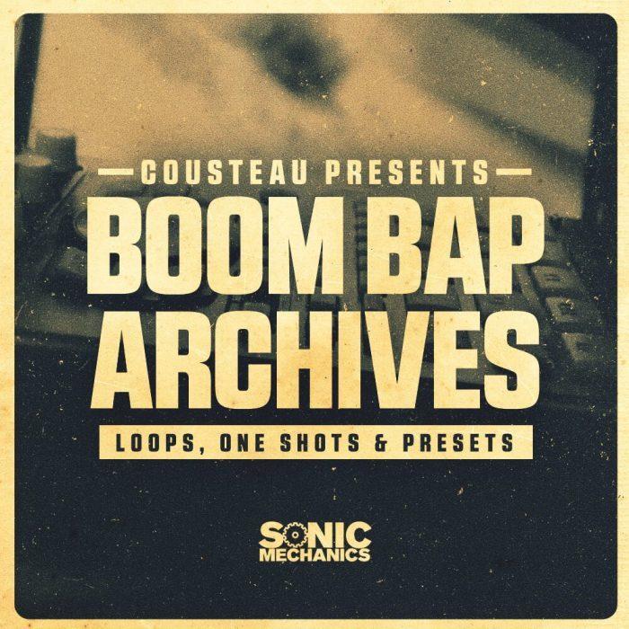 Sonic Mechanics Boom Bap Archives