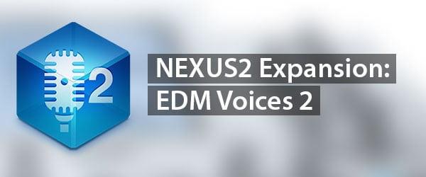 reFX EDM Voices 2
