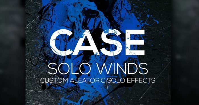 8Dio CASE Solo Woodwinds