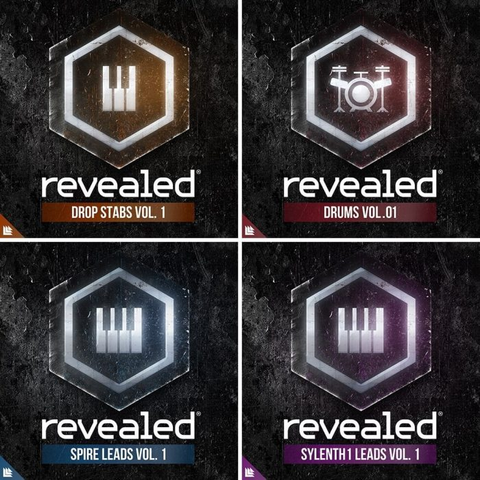 Alonso Sound Reveal packs