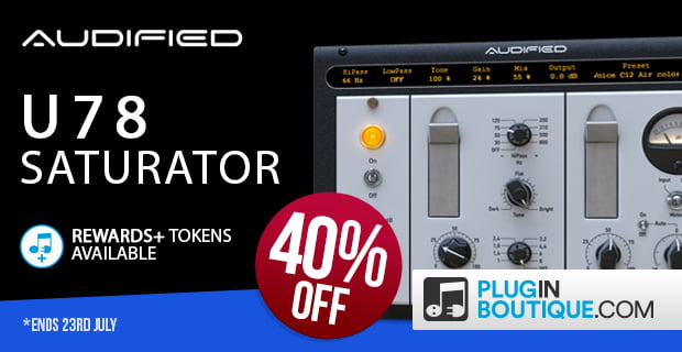 Audified U78 Saturator sale