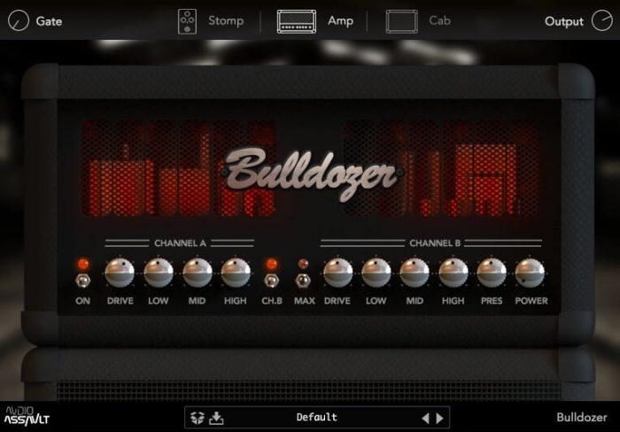 Audio Assault Bulldozer
