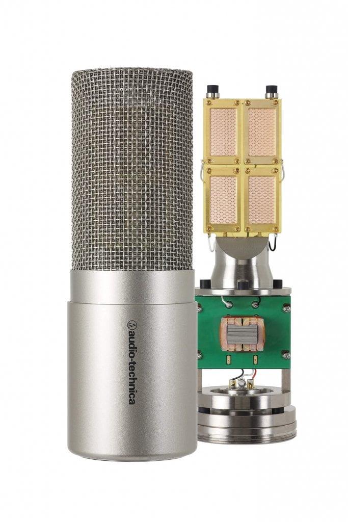Audio Technica AT5047 inside