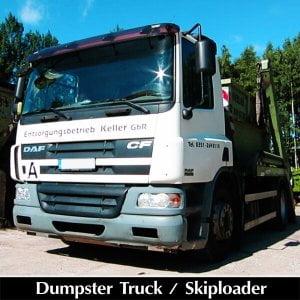 Detunized releases Dumpster Truck / Skiploader sound library