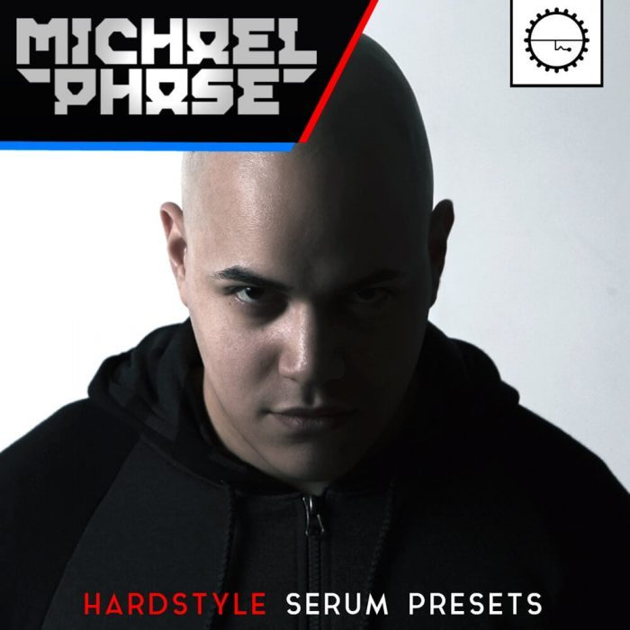Industrial Strength Michael Phase Hardstyle Serum Presets