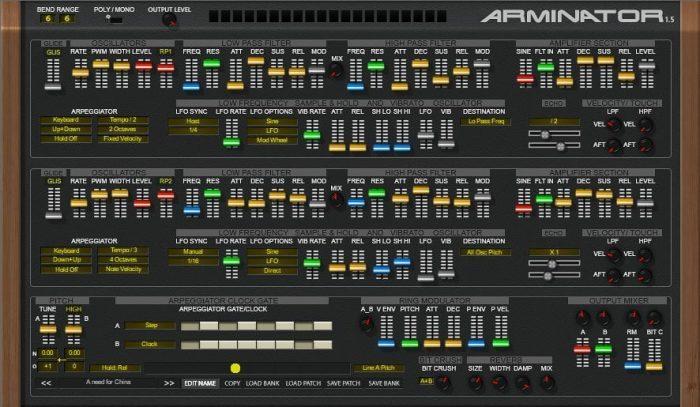 Krakli Arminator 1.5