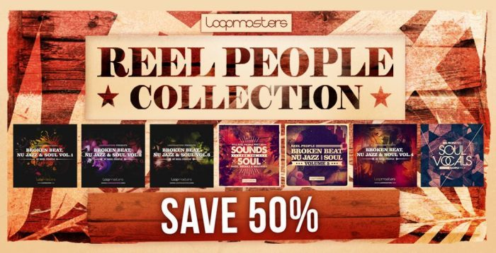 Loopmasters Reel People Collection