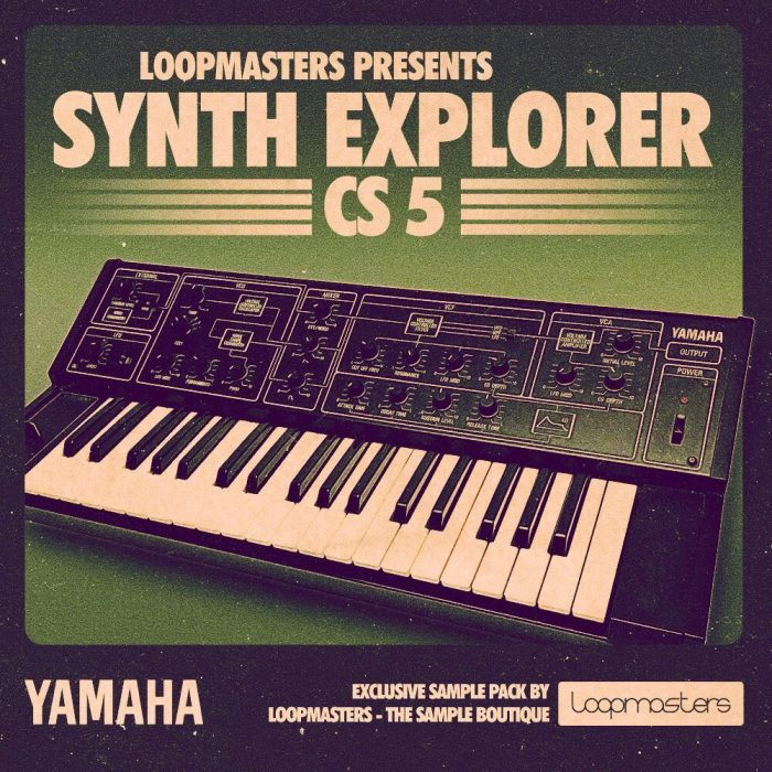 Loopmasters Synth Explorer CS5