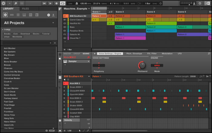 Native Instruments Maschine 2.6