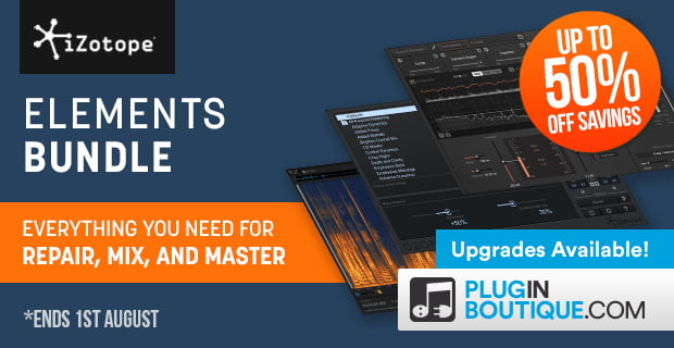 Plugin Boutique iZotope Elements Bundle