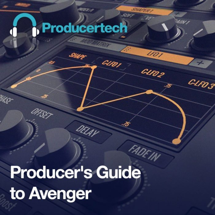 Producertech Producer's Guide to Avenger