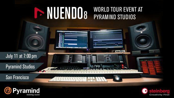 Pyramind Nuendo 8